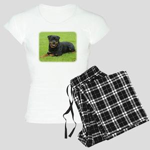 Rottweiler 9W025D-046 Women's Light Pajamas