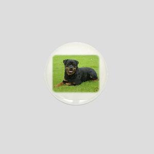 Rottweiler 9W025D-046 Mini Button