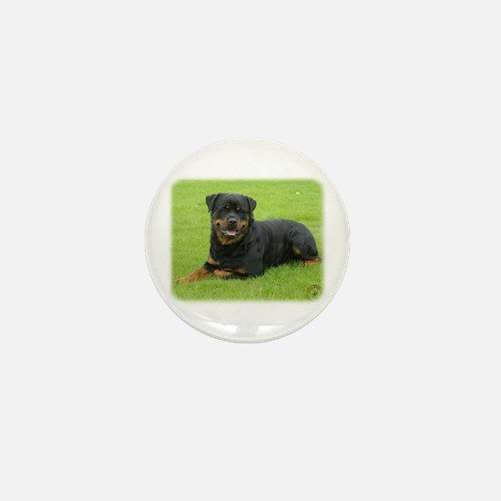Rottweiler 9W025D-046 Mini Button