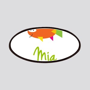 Mia is a Big Fish Patches