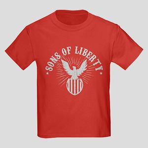Sons of Liberty Kids Dark T-Shirt