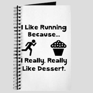 Running Dessert Journal
