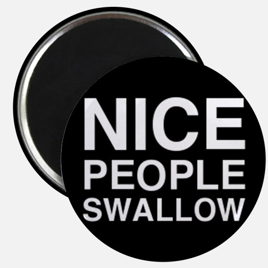 Nice People Magnet