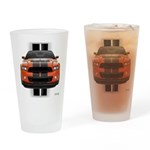 New Mustang GT Drinking Glass