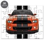 New Mustang GT Puzzle