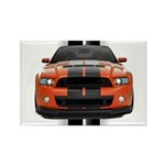 New Mustang GT Rectangle Magnet (10 pack)