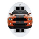 New Mustang GT Ornament (Oval)