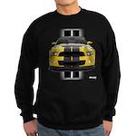New Mustang GT Yellow Sweatshirt (dark)