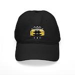 New Mustang GT Yellow Black Cap