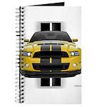 New Mustang GT Yellow Journal