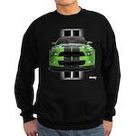 New Mustang Green Sweatshirt (dark)