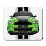 New Mustang Green Mousepad