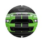 New Mustang Green 3.5