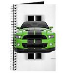 New Mustang Green Journal
