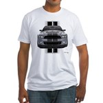 New Mustang GT Gray Fitted T-Shirt