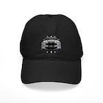 New Mustang GT Gray Black Cap