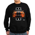 New Mustang GT Orange Sweatshirt (dark)