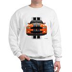 New Mustang GT Orange Sweatshirt