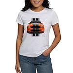 New Mustang GT Orange Women's T-Shirt