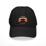 New Mustang GT Orange Black Cap