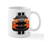 New Mustang GT Orange Mug