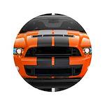New Mustang GT Orange 3.5
