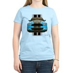 New Mustang Blue Women's Light T-Shirt