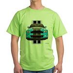 New Mustang Blue Green T-Shirt