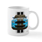 New Mustang Blue Mug