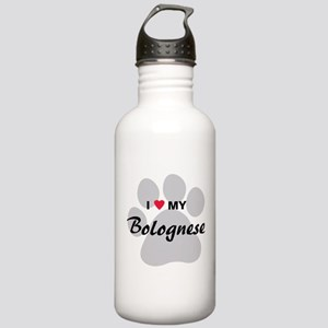 I Love My Bolognese Stainless Water Bottle 1.0L