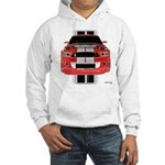New Mustang GTR Hooded Sweatshirt