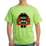 New Mustang GTR Green T-Shirt