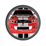 New Mustang GTR Wall Clock