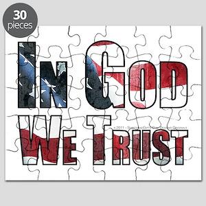 In God We Trust Puzzle