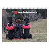 Dobermans Calendars