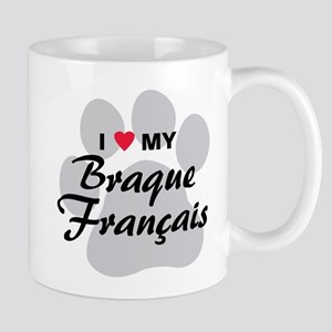 Love My Braque Francais Mug