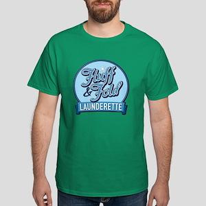 Fluff and Fold Dark T-Shirt