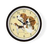 Beagle Wall Clocks