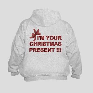 CHRISTMAS PRESENT Kids Hoodie