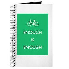 Enough Is Enough var Bike Journal