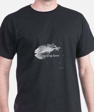 Breaking Dawn Feather by Twibaby T-Shirt