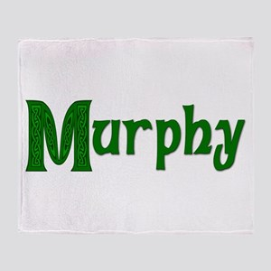 Family Murphy Throw Blanket