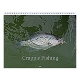 Crappie Wall Calendars