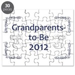 Grandparents-to-Be 2012 Puzzle
