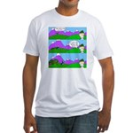 The Sound of Music Fitted T-Shirt