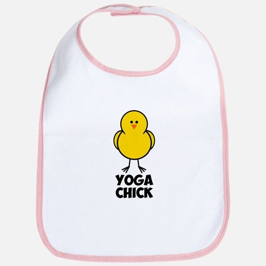 Yoga Chick Bib