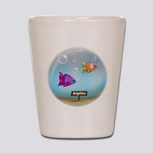 Under the Sea - Fish Bowl Design - Shot Glass