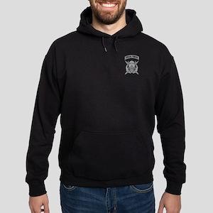 Combat Diver Supervisor w Tab Hoodie (dark)