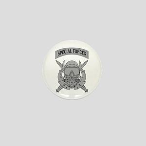 Combat Diver Supervisor w Tab Mini Button