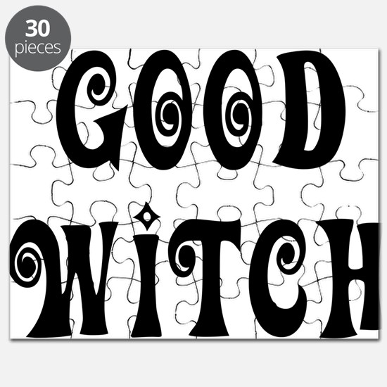 Good Witch Puzzle
